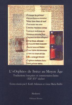 Orphée de Boèce au Moyen Age